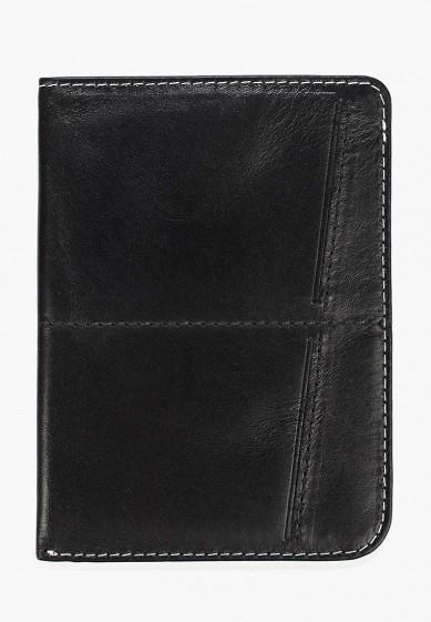 Купить Обложка для паспорта Zavtra - цвет: черный, Россия, MP002XM0YHT6