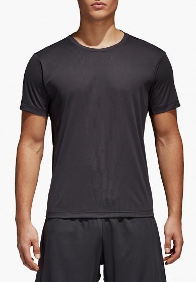 Купить Футболка спортивная adidas - цвет: серый, Филиппины, MP002XM0YIDS