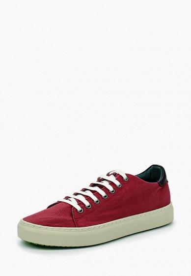 Купить Кеды Satorisan - цвет: бордовый, Испания, MP002XM0YJIW