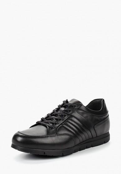 Купить Кроссовки Pierre Cardin - цвет: черный, Турция, MP002XM23QWQ