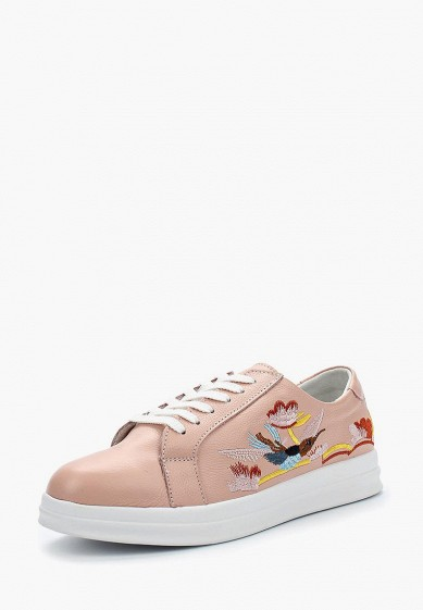 Купить Кеды Destra - цвет: розовый, Россия, MP002XW13O74