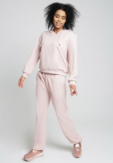 Купить Костюм спортивный Malaeva - цвет: розовый Россия MP002XW13Q0R