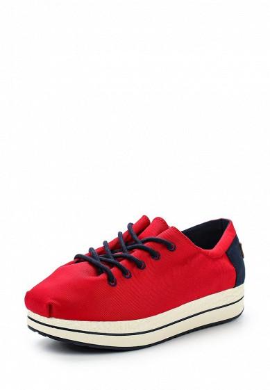 Купить Кеды Tervolina - цвет: красный, Китай, MP002XW13QWS