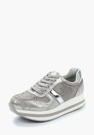 Купить Кроссовки Vivian Royal - цвет: серебряный, Китай, MP002XW1401C