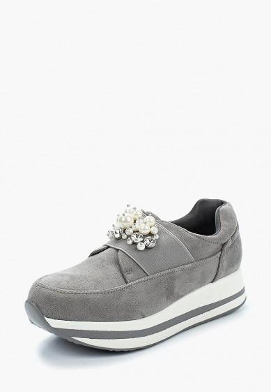 Купить Кроссовки Vivian Royal - цвет: серый, Китай, MP002XW1401T