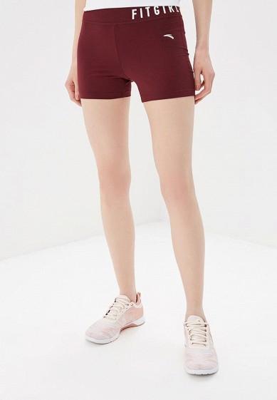 Купить Шорты спортивные Anta - цвет: бордовый, Китай, MP002XW15HCH