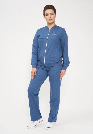Купить Костюм спортивный Cleo - цвет: синий, Россия, MP002XW15JWB