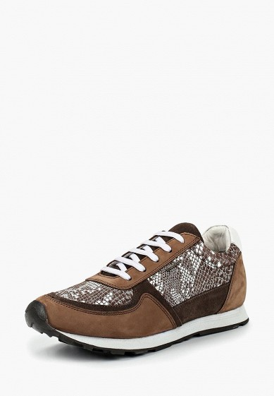 Купить Кроссовки Woodland - цвет: коричневый, Индия, MP002XW18V8R