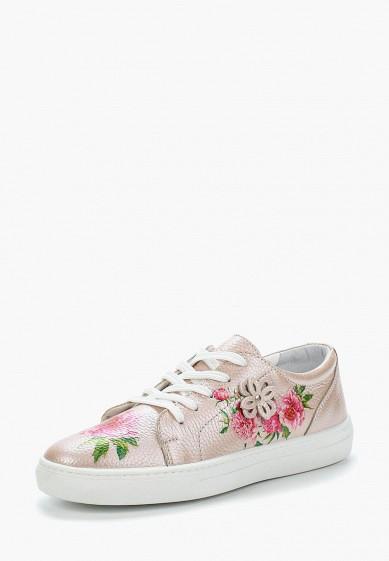 Купить Кеды Shoiberg - цвет: розовый, Россия, MP002XW18WEJ