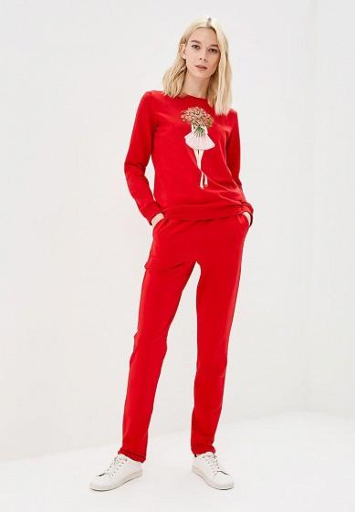 Купить Костюм спортивный Fashion.Love.Story - цвет: красный, Россия, MP002XW192SV