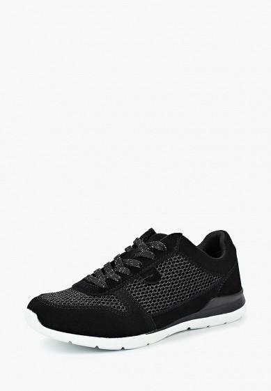 Кроссовки Pierre Cardin - цвет: черный, Китай, MP002XW198OF  - купить со скидкой