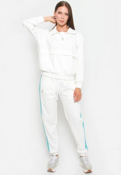 Купить Костюм спортивный Malaeva - цвет: белый, Россия, MP002XW19DLK