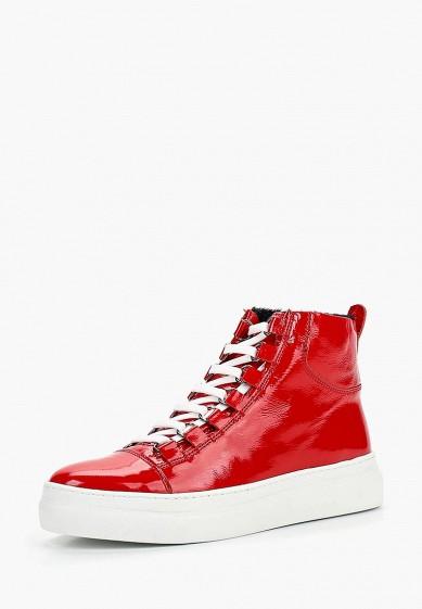 Купить Кеды Tervolina - цвет: красный, MP002XW1CSA4