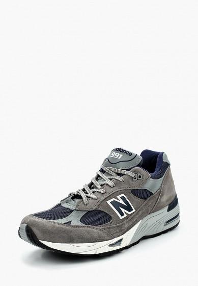 Купить Кроссовки New Balance - цвет: серый, Соединенное Королевство, NE007AMABGS2