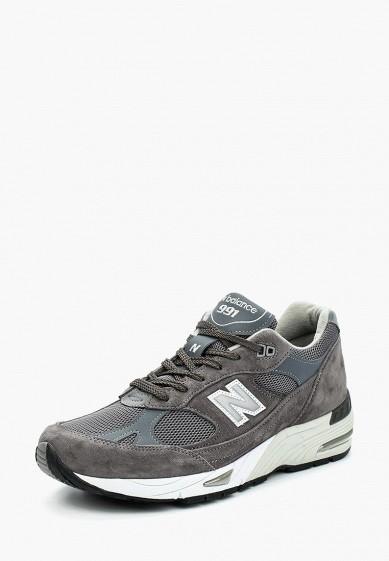 Купить Кроссовки New Balance - цвет: серый, Соединенное Королевство, NE007AMABGS8