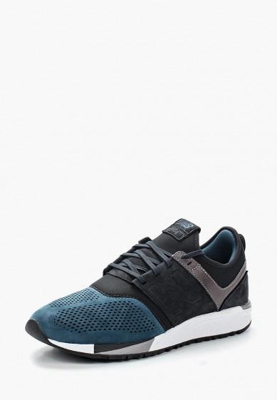 Купить Кроссовки New Balance - цвет: синий, Китай, NE007AMABGT2