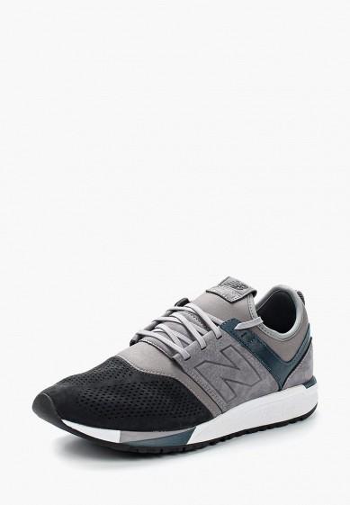 Кроссовки New Balance - цвет: серый, Китай, NE007AMABGT4  - купить со скидкой