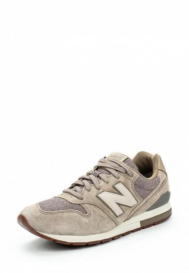 Купить Кроссовки New Balance - цвет: коричневый, Индонезия, NE007AMABGX0
