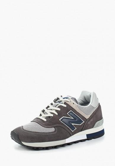 Купить Кроссовки New Balance - цвет: серый, Соединенное Королевство, NE007AMAGGB5