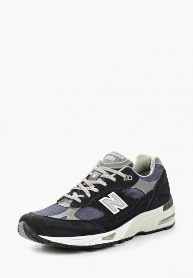 Купить Кроссовки New Balance - цвет: синий, Соединенное Королевство, NE007AMAGGB7