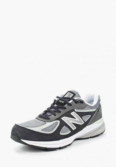 Купить Кроссовки New Balance - цвет: серый, Соединенные Штаты, NE007AMAGGC6
