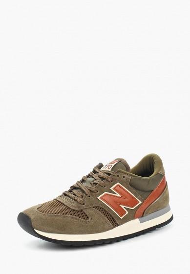 Купить Кроссовки New Balance - цвет: зеленый, Соединенное Королевство, NE007AMAGGC9