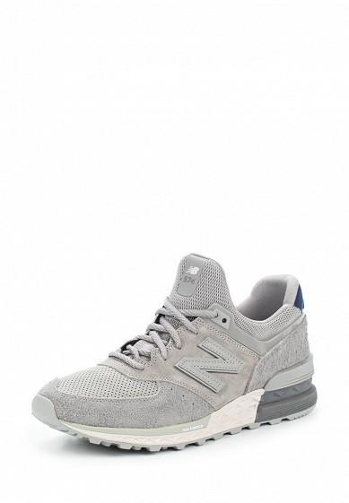 Купить Кроссовки New Balance - цвет: серый, Вьетнам, NE007AMAGGE5