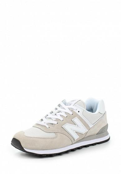 Купить Кроссовки New Balance - цвет: серый, Вьетнам, NE007AMAGGF0