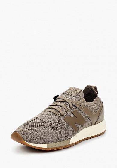 Купить Кроссовки New Balance - цвет: коричневый, Индонезия, NE007AMAMDM5