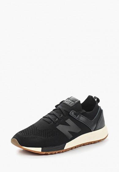 Купить Кроссовки New Balance - цвет: черный, Индонезия, NE007AMAMDM6