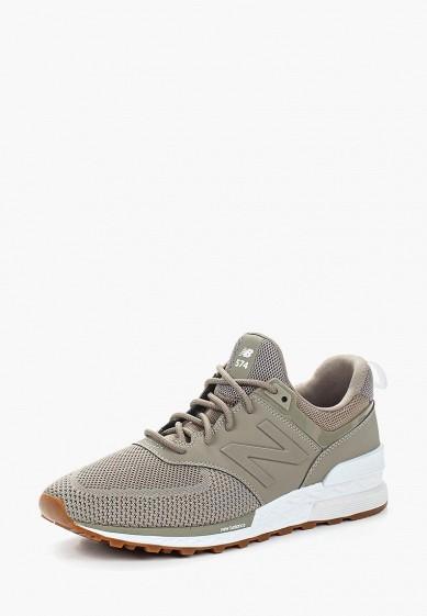 Купить Кроссовки New Balance - цвет: серый, Вьетнам, NE007AMAOYN1