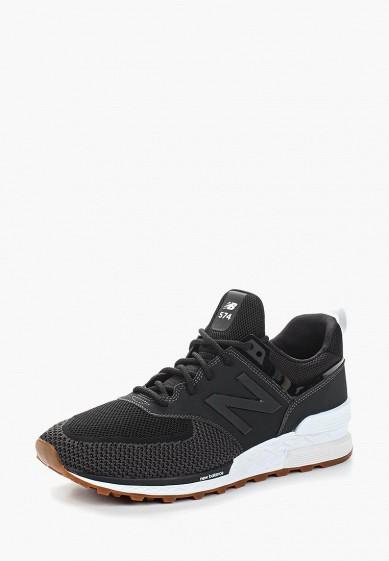 Купить Кроссовки New Balance - цвет: черный, Вьетнам, NE007AMAOYN2