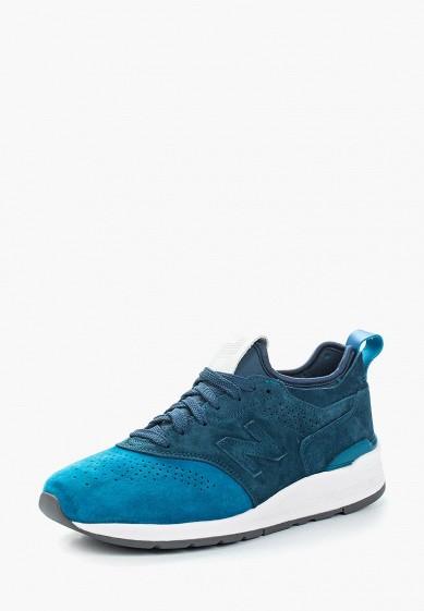 Купить Кроссовки New Balance - цвет: синий, Соединенные Штаты, NE007AMASIO4