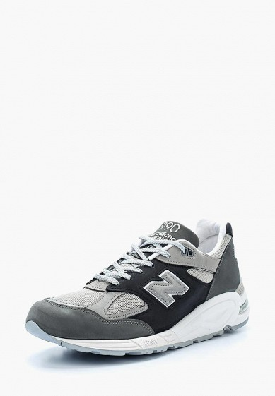 Купить Кроссовки New Balance - цвет: серый, Соединенные Штаты, NE007AMASIO7