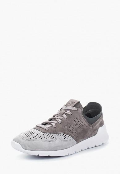 Купить Кроссовки New Balance - цвет: серый, Соединенные Штаты, NE007AMASIO8