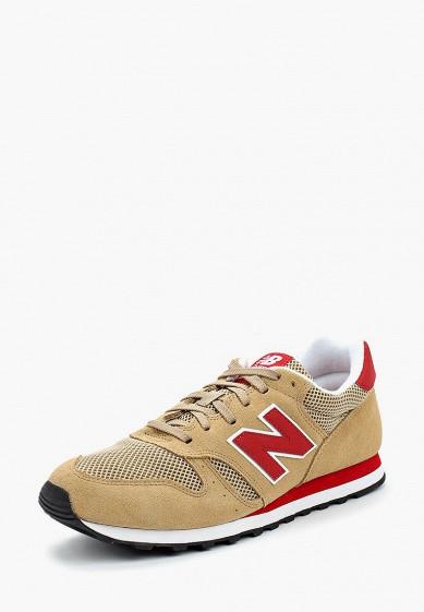 Купить Кроссовки New Balance - цвет: бежевый, Индонезия, NE007AMBBGC3