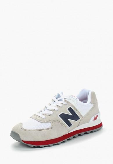 Кроссовки New Balance - цвет: серый, Вьетнам, NE007AMBFVA6  - купить со скидкой