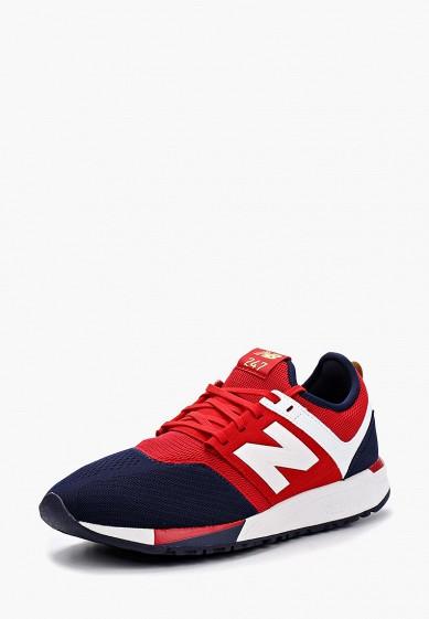 Купить Кроссовки New Balance - цвет: мультиколор, Индонезия, NE007AMBPRX3