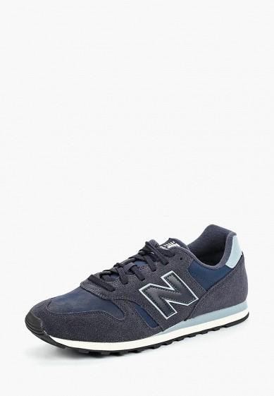 Купить Кроссовки New Balance - цвет: синий, Индонезия, NE007AMBZPK0