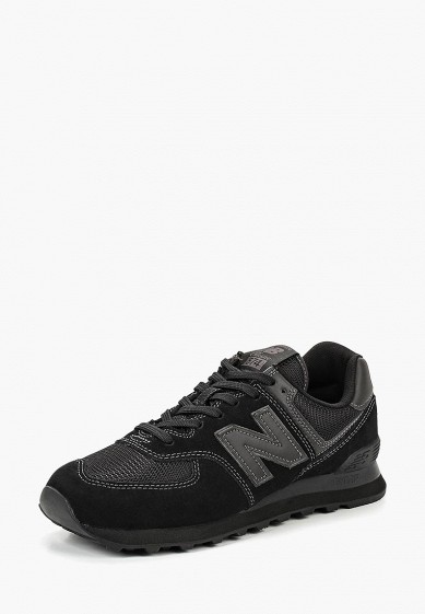 Купить Кроссовки New Balance - цвет: черный, Китай, NE007AMBZPK2