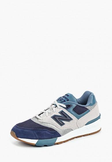 Купить Кроссовки New Balance - цвет: синий, Индонезия, NE007AMBZPL4