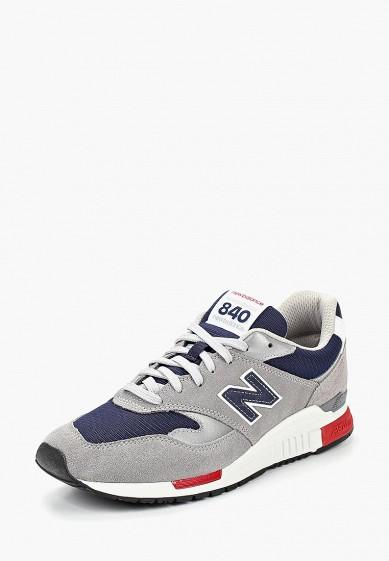 Купить Кроссовки New Balance - цвет: серый, Китай, NE007AMBZPL5