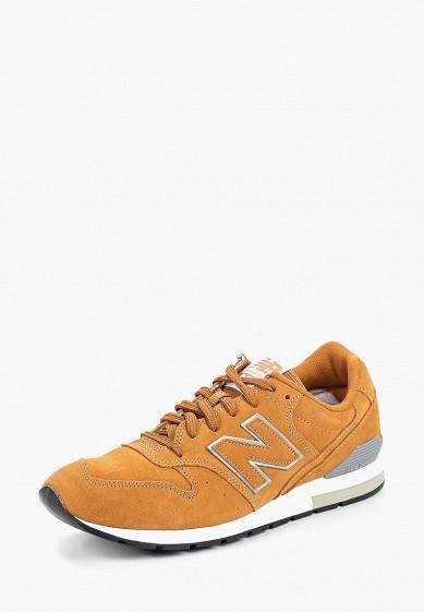Купить Кроссовки New Balance - цвет: коричневый, Индонезия, NE007AMBZPM1