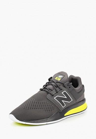 Купить Кроссовки New Balance - цвет: серый, Индонезия, NE007AMBZPM6