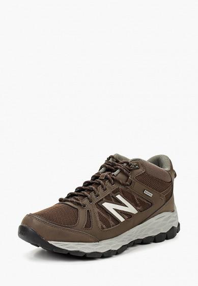 Купить Кроссовки New Balance - цвет: коричневый, Китай, NE007AMBZQI4