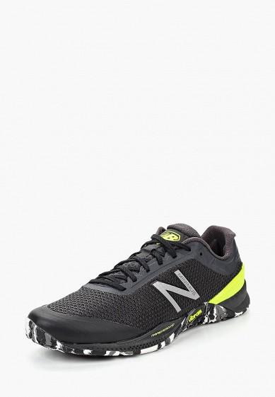 Купить Кроссовки New Balance - цвет: черный, Вьетнам, NE007AMBZQI5