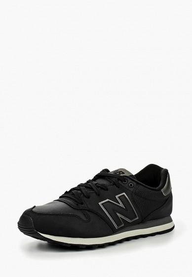 Купить Кроссовки New Balance - цвет: черный, Вьетнам, NE007AMGIY67