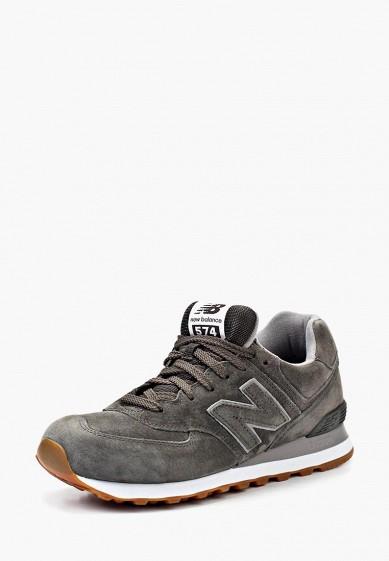 Кроссовки New Balance - цвет: серый, Вьетнам, NE007AMJA763  - купить со скидкой