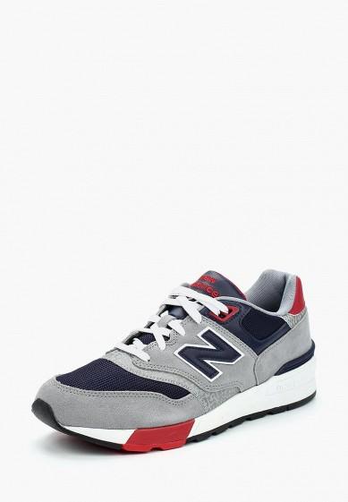Купить Кроссовки New Balance - цвет: серый, Индонезия, NE007AMZXV29