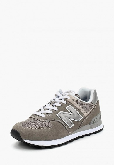 Купить Кроссовки New Balance - цвет: серый, Вьетнам, NE007AWABGW4